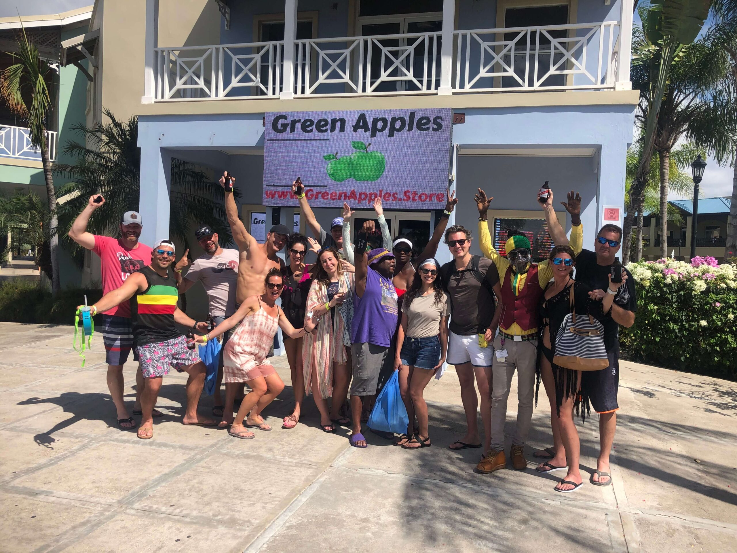 Green Apples Store