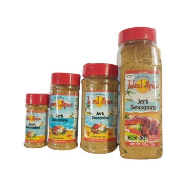 Jerk Seasoning Island Spice