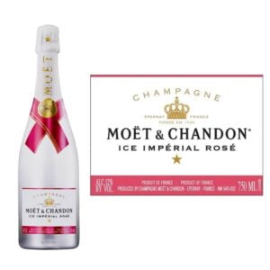 Moet & Chandon Ice Imperial Rose